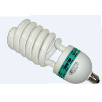 Lampada Flourescente Espiral 85w 220v Branca E27 - Foxlux