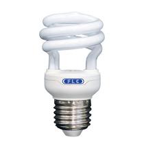Lâmpada Fluorescente Espiral Mini 8 W 127 V Branca - Flc