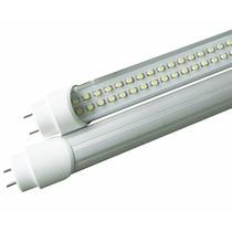 Kit 20 Lâmpada Led Tubular T8 60cm Cristal Branco Frio