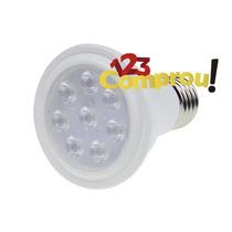 Lâmpada Super Led 8w Par20 Branco Frio E27 Pronta Entrega