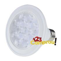Lâmpada Super Led 12w Par30 E27 Branco Frio - Pronta Entrega