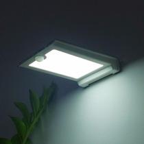 Lâmpada Solar 46 Leds- Sensor De Movimento - Garagem, Jardim