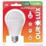 Kit 10 Lampada Super Led 6w E27 Luz Branca Ourolux Ouro-60
