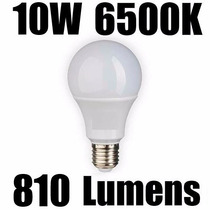 Lampada Led Ecoled A60 10w 6400k Branco Frio E27 810 Lumens