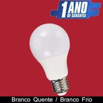 Lâmpada Led Inteligente De Emergência 6w Bulbo Bivolt