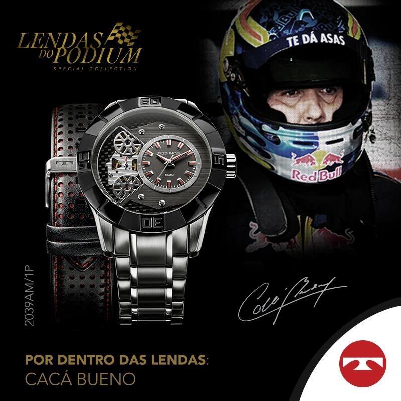 f9abc2cf57219 Casas Bahia  Extra  VOLTOU! Relógio Technos