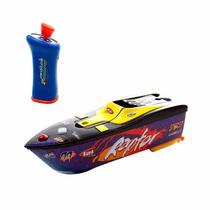 Lancha Controle Remoto Infravermelho Aqua Racers Brinquedo