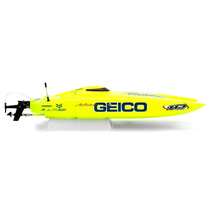 Lancha Miss Geico 29 Brushless Rtr Catamaran Lipo Carregador