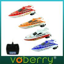 Barco De Controle Remoto Toys - Frete Gratis