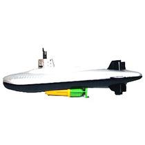 Toy Submarine - Bateria Grande Operado Bathtime Bath