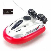 Mini Barco Controle Remoto Hovercraft