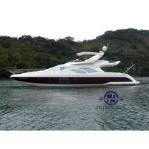 760 Full Azimut Intermarine * Único Dono * Ferretti Phantom
