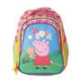 Lancheira Escolar Da Peppa Pig Sunny Day Xeryus