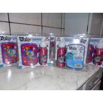 Kit De Bolsa Com Squeeze Furby - By Kids