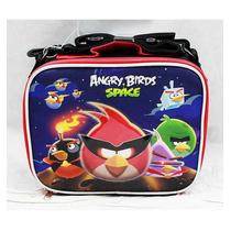 Saco Do Almoço Angry Birds Espaço (red) An11525-2