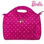 Lancheira Térmica Barbie Coleção 2016 Fr12019bb-rosa