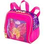 Lancheira Térmica Barbie Butterfly E A Princesa Fairy Roxo