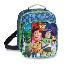 Lancheira Soft Com Bolso Toy Story Disney Original Dermiwil