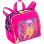 Lancheira Barbie Butterfly E A Princesa Fairy Roxa