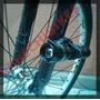 Suporte De Lanterna Tática Para Bike