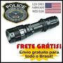 Lanterna Tatica Policial Original Cree Led Frete Gratis