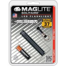 Led 1aaa Solitaire Sj3a016 Preto - Maglite