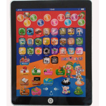 Tablet Ipad Educativo Inteligente Patati Patatá Para Criança
