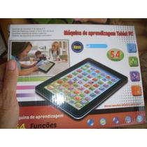 Tablet Máquina Aprendizagem Com 54 Funções