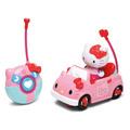 Carrinho Controle Remoto Hello Kitty Auto Fofura Dtc 3190