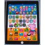 Tablet Peppa Pig Brinquedo Crianças Multifunções Divertido