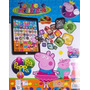 Mini Tablet Infantil Galinha Pintadinha Peppa Pad Educativo