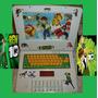 Laptop Notbook Infantil Brinquedo Musical Ben 10 !!!!!!!!!!!