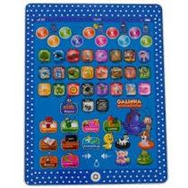 Tablet Inteligente Para Crianças Galinha Pintadinha , Pepa