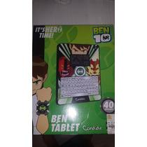 Tablet Ben10 Infantil - Candide