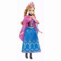 Boneca Disney Ana Filme Frozen 30 Cm - Mattel