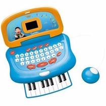 Laptop Musical Cocorico Com 28 Atividades