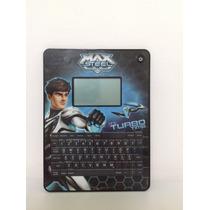 Tablet Infantil Max Steel Touch 80 Atividades Ref# B42
