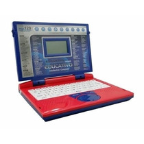 Notebook Laptop Infantil Educativo 120 Funções Jogos Idiomas