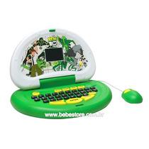 B-laptop Ben10 C/28 Atividades Candide