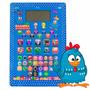 Tablet Educativo Infantil Da Galinha Pintadinha Com Visor