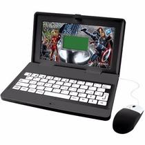 Laptop Netbook The Avengers 30 Atividades ( Vingadores )