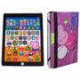 Tablet Educativo Iterativo Peppa Pig + Capa Infantil Frete G