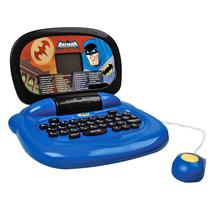 Laptop Batman Jogo Computador Criança Table Candide Heróis