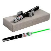 Caneta Laser Pointer Verde Green 5000mw Lanterna Alcance 8km