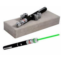 Caneta Laser Pointer Verde Green 8000mw Lanterna Alcanc Co12