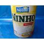 Ninho Leite Em Pó Instantâneo Nestlé Lata Antiga Anos00 #158