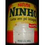 Lata Leite Em Pó Ninho - Nestlé - 400g - A57