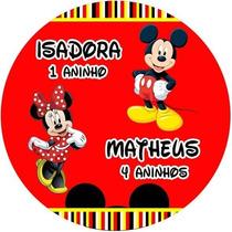 Latinhas Personalizadas Mickey