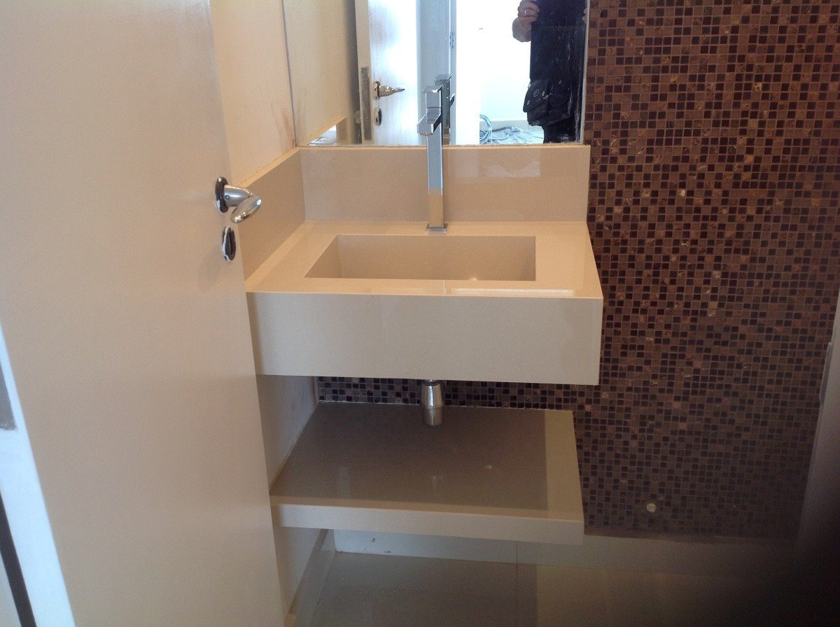 Banheiro Com Pia De Porcelanato  rinkratmagcom banheiros decorados 2017 -> Pia De Banheiro Porcelana