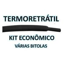 Espaguete Termo Retrátil Kit Econômico 06 Mts